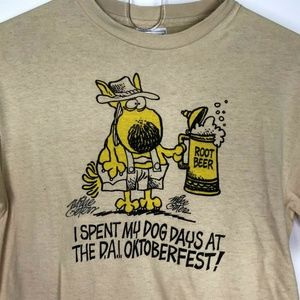 Vintage Mike Peters Mother Goose And Grimm T-Shirt